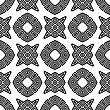 Seamless Geometric Greek Ornament. Square Wave Forms In Greek Style stock illustration