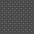 Seamless Stylish Geometric Background. Modern Abstract Pattern. Flat Textured Design.Colored Geometrical Pattern With Blue Cross Shapes On Dark Gray stock illustration