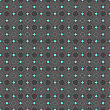 Seamless Stylish Geometric Background. Modern Abstract Pattern. Flat Textured Design. Colored Dark Gray With Blue Bright Pointy Squares