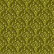 Seamless Wallpaper Pattern From Abstract Smooth Forms
