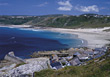 Sennen Cove stock image