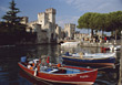 Sirmione stock photo