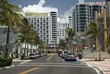 Southbeach, Miami FL, USA stock photo