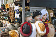 Soviet Military Hats For Sale In Berlin, Germany