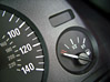 Speedometer & Fuel Guage stock image