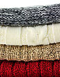 Stack Of Sweaters stock photography