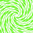 Sweet Green Candy Background. Candy Wave Pattern