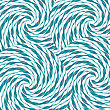 Sweet Wave Candy Background. Sweet Green Candy Pattern
