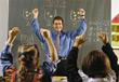 Teacher stock image
