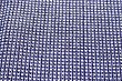 Checkered Texture Of Cotton Fabric As Abstract Background. stock image
