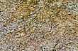 Texture Of Natural Spotty Brown, Yellow And Gray Granite Stone stock photography