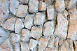 Texture Of Laying Rocks. Background stock photo