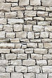 Texture Of Old Stone Wall stock photo