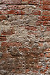 Texture Of Venetian Wall. Venice. Italy.Venetto Area. stock photography