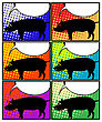 Fifties This Pig Has Something To Say! Pop Art Graphic Representation Of A Pig With Speech Bubble. stock illustration