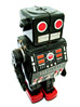 Toy Robot stock photography