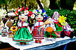 Ukrainian Cossack Toy Dolls In National Costumes
