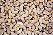 Varieties Of Nuts: Peanuts, Hazelnuts, Chestnuts, Walnuts, Pistachio And Pecans. Food And Cuisine stock image