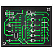 Abstract Circuit Board stock illustration