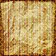 Seamless Abstract Wallpaper On Striped Background, Crumpled Burning Paper Texture