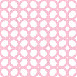 Vector Seamless Pattern With Pink Elements. Elegant Pastel Texture For Wallpapers, Backgrounds And Other Designs