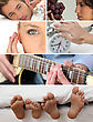 Size Waking Up Themed Collage stock image