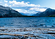 Waterton, Canada stock photo