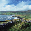 Great Britain Westcoast of Ireland stock photo