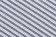 White Striped Fabric Texture. Clothes Background. Close Up stock photo
