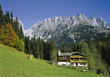 Austria Wilder Kaiser, Alps stock photography