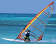 Surfboard Windsurfing stock image