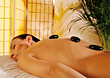 Wellness Woman at Spa stock photo